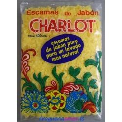CHARLOT Detergente Escama 400grs