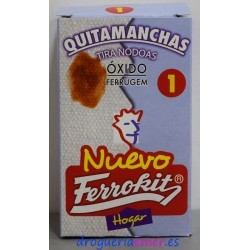 FERROKIT Quitamanchas Oxido 50ml