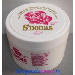 S'NONAS Crema de Manos Tarro 250ml