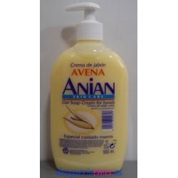 ANIAN Jabón Dosificador Avena 500ml