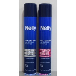 NELLY Laca Actual Spray 300ml (2 Tipos)