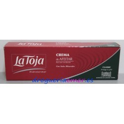 LA TOJA Crema Clasica Tubo 150ml